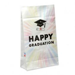 Tüten Happy Graduation 10 Stück