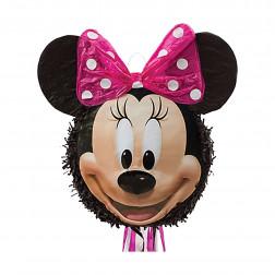 Pull Pinata Minnie Mouse 45cm