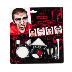 Halloween Make Up Vampire