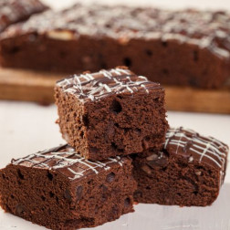 Brownie Backmischung 1kg