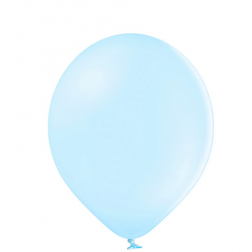Luftballons pastel light blue 10 Stück