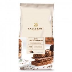 Callebaut Chocolate Mousse Dark 800g