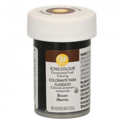 Wilton Icing Color Brown 28g